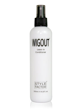 WIGOUT Leave-in Conditioner  by Style Factor 8.8 fl oz