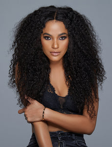 Rio - Wet & Wavy 100% Human Hair Brazilian Virgin Weave 3PC Bundles Wet & Wavy Hair Extensions
