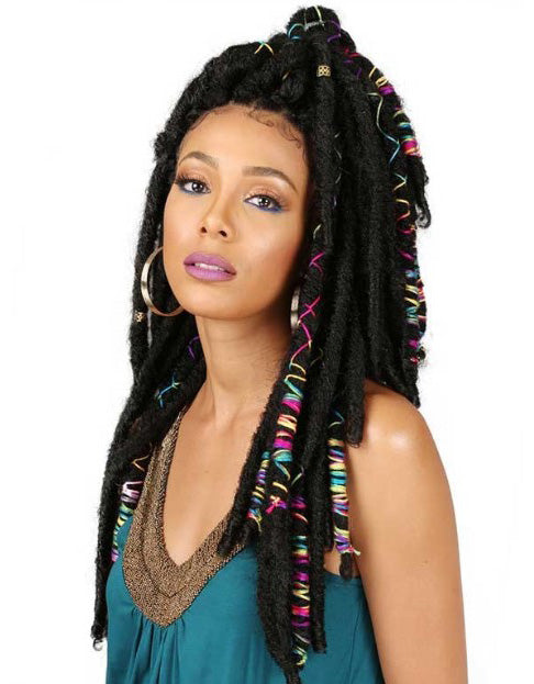 Bobbi Boss Crochet Braids – Bae Locs 20""