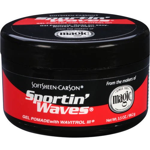 SoftSheen-Carson Sportin' Waves Gel Pomade