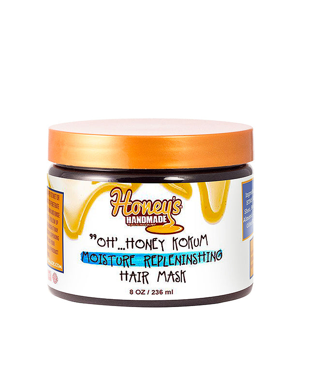 Honey's Handmade OH…Honey  Kokum  Moisture Replenishing Hair Mask 8oz