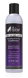 The Mane Choice Easy On The CURLS - Detangling Hydration Conditioner 8oz