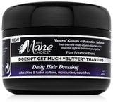 "The Mane Choice Doesn't Get Much ""BUTTER"" Than This Daily Hair Dressing 8oz"