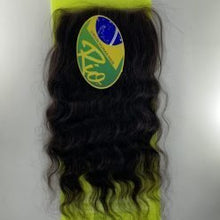 Load image into Gallery viewer, Rio - Malaysian Wave 100% Human Hair Brazilian Virgin 13x5 Lace Frontal Malaysian Wave Frontals