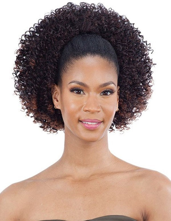 Mayde Beauty Drawstring Ponytail - Fro Doll