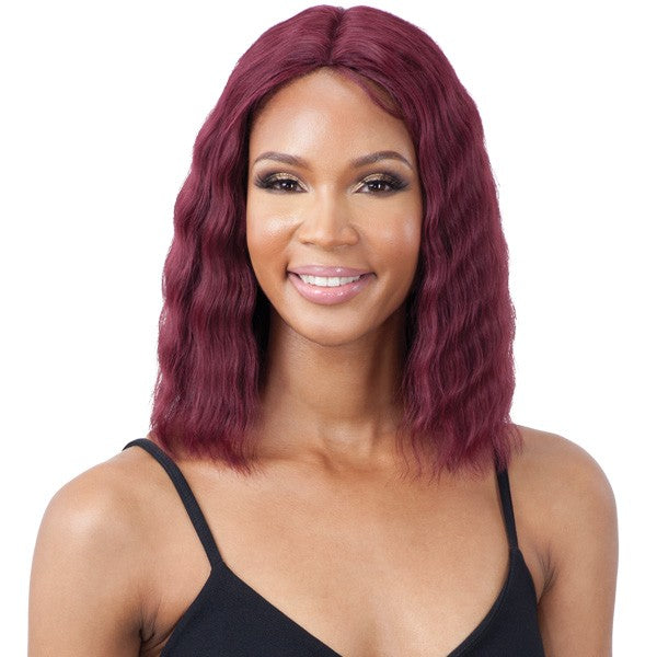Mayde Beauty - Nu Wave Invisible Lace Part Wig