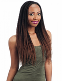 Freetress Pre-Feathered Box Braid Crochet (81 Strands) 16""