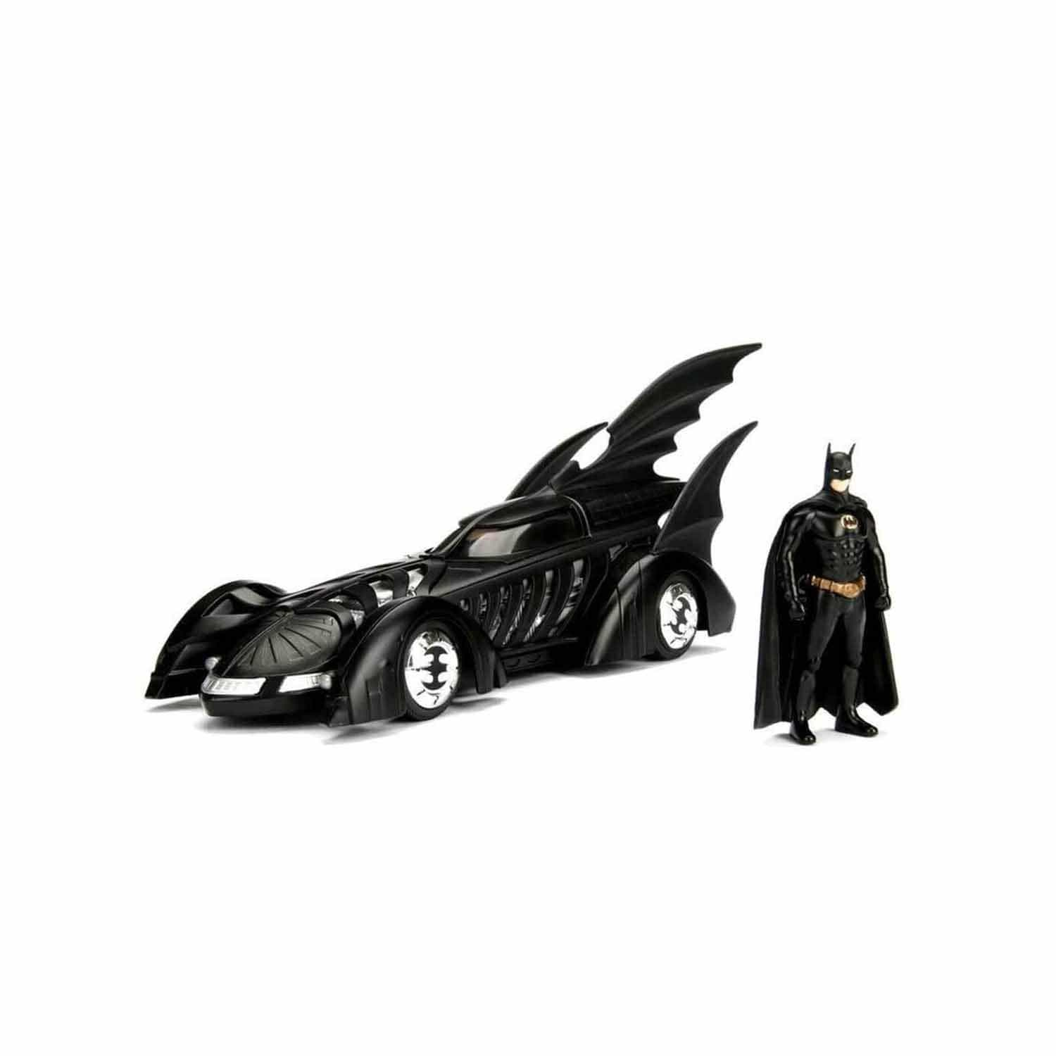Batman Batmobile Forever 1995 Metal Araba