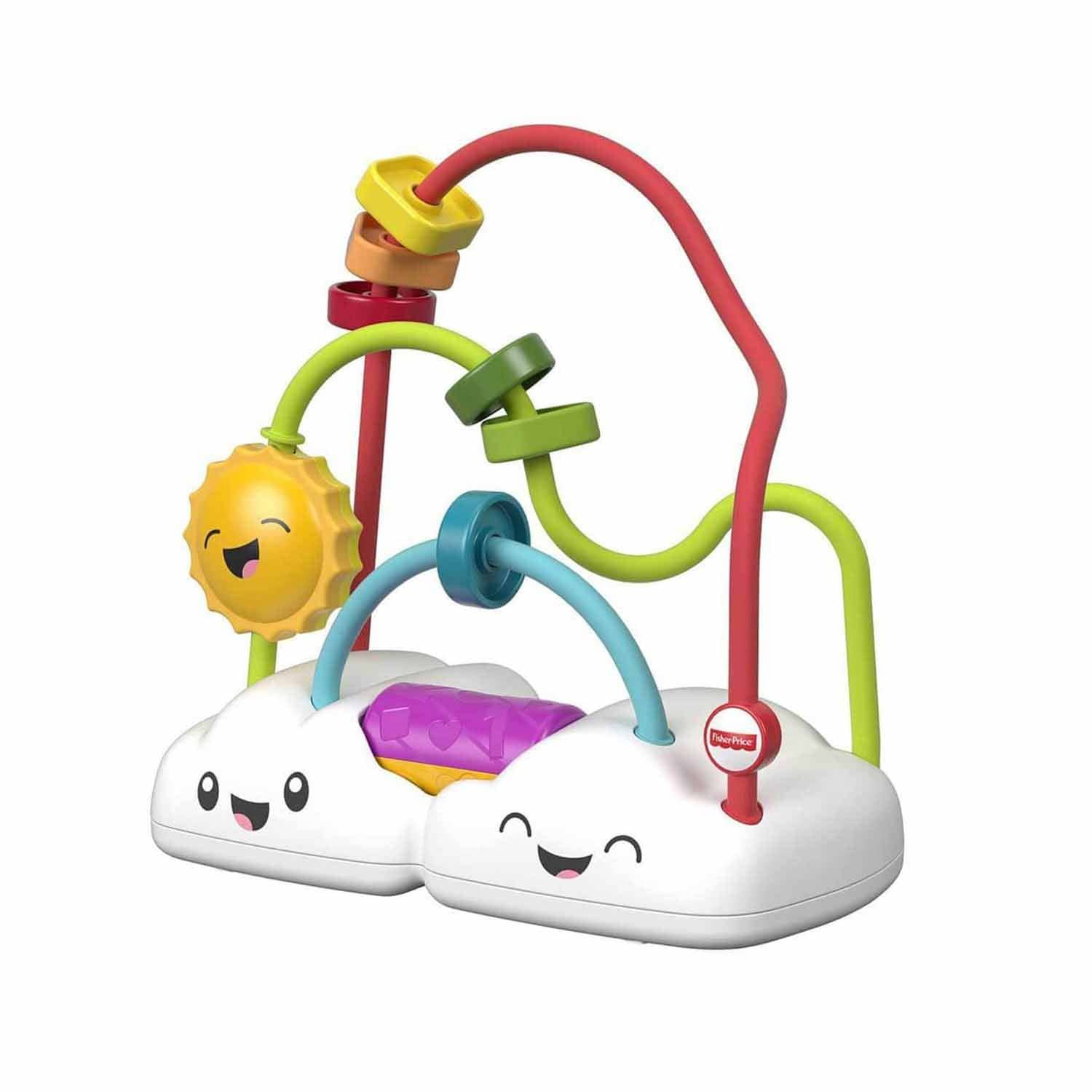 Fisher Price Gökkuşağı Boncuklu Labirent