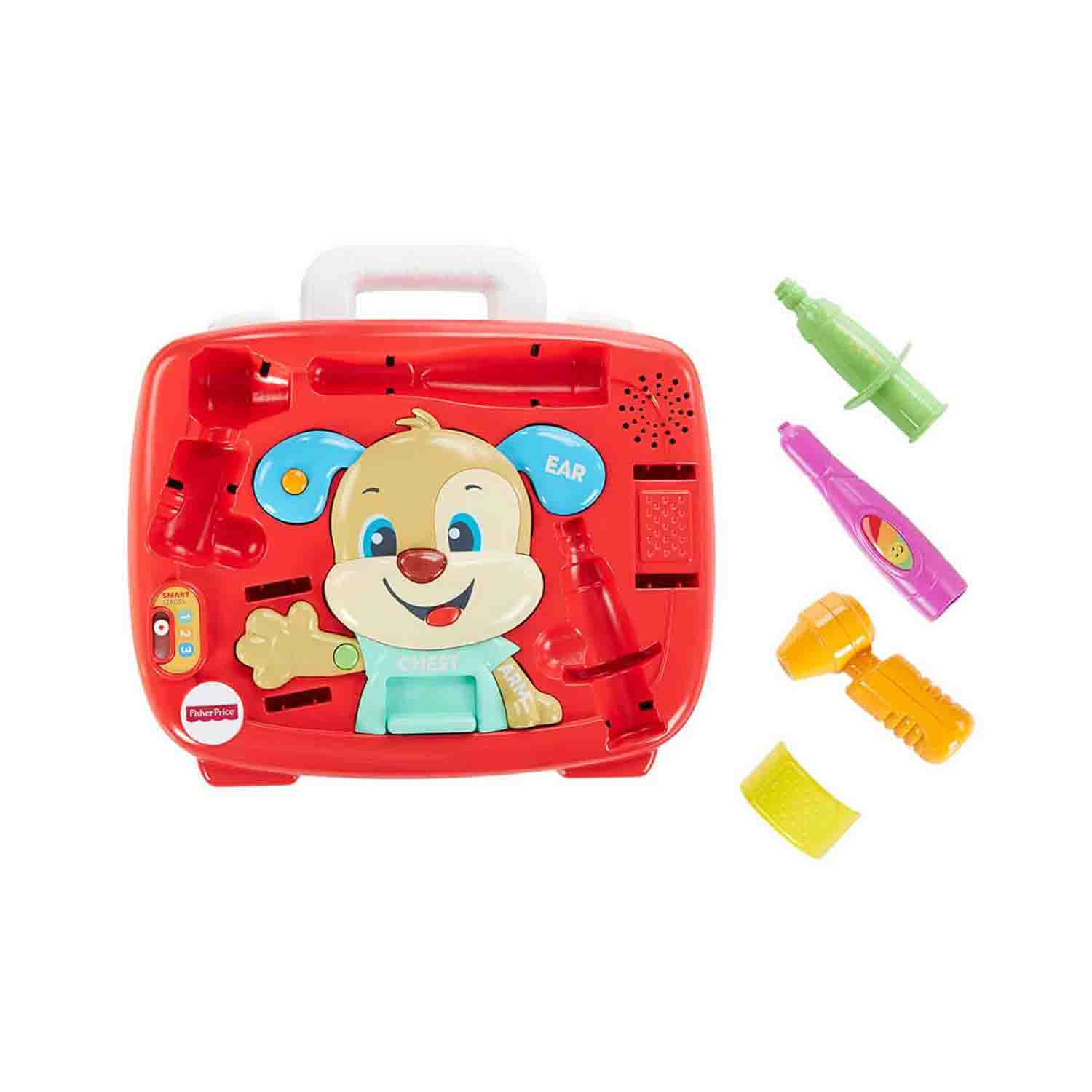 Fisher Price Köpekçik Doktorda