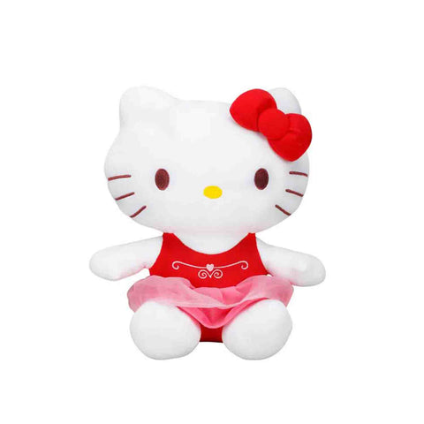 Hello Kitty Fiyonklu Peluş 36 cm