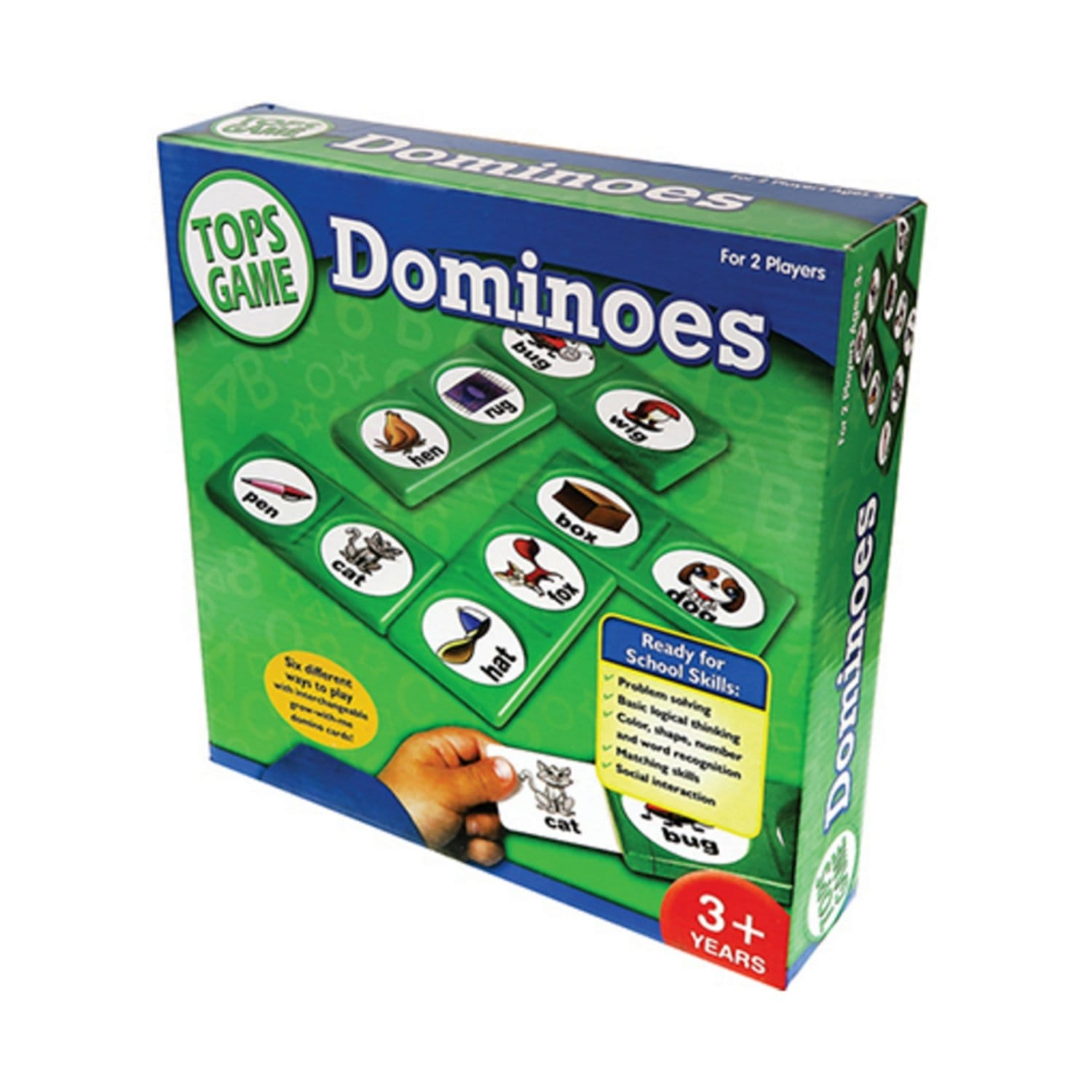 HiQ Toys Dominoes Oyunu