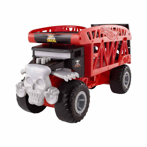 Hot Wheels Monster Trucks Taşıyıcı Kamyon