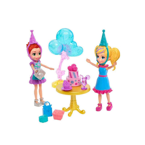 Polly Pocket Parti Paketi Oyun Seti