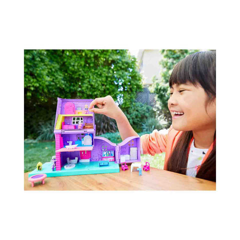 Polly Pocket Pollyville Evi