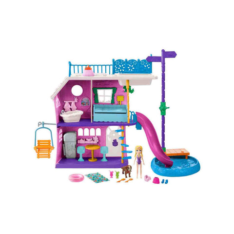 Polly Pocket Göl Evi Oyun Seti