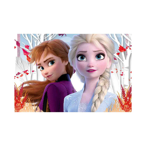 Trefl The Enchanted world of Anna and Elsa Puzzle