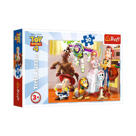 Trefl Puzzle Toy Story 4 Ready To Play
