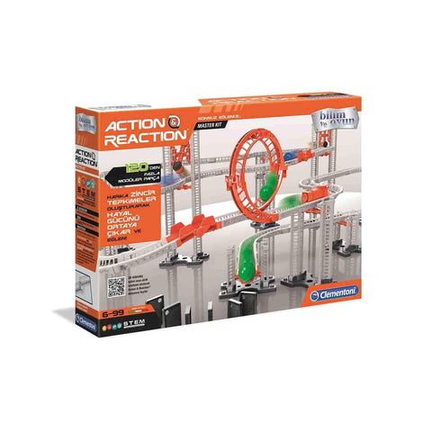 Clementoni Action and Reaction Master Kit
