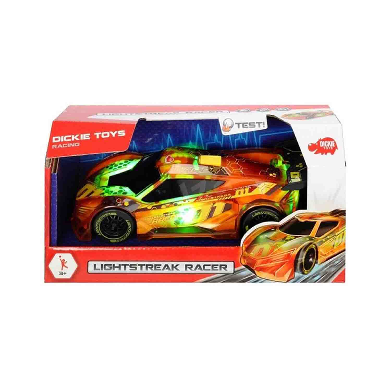 Dickie Lightstreak Racer Yarış Arabası