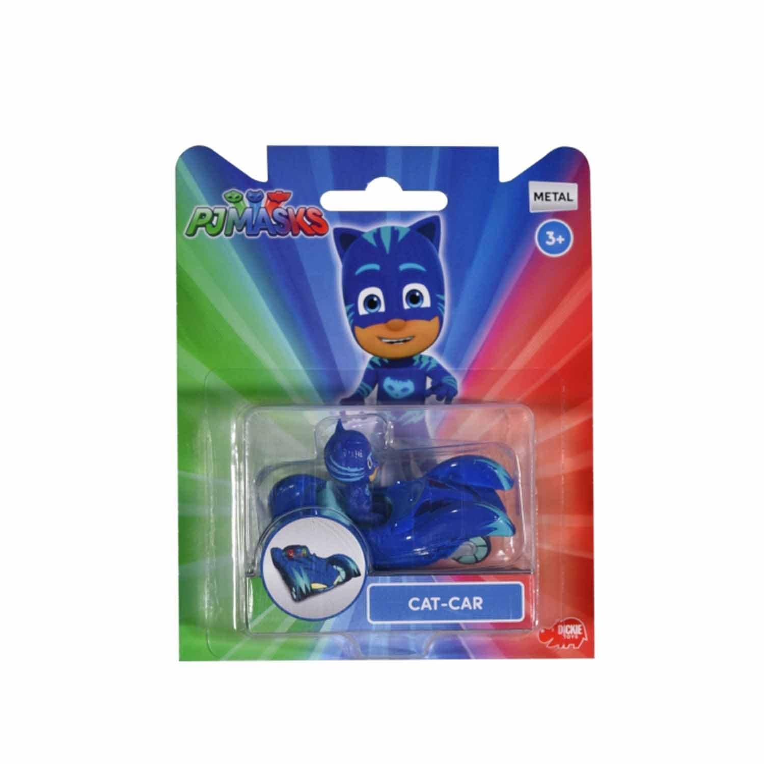 Dickie PJ Mask Single Pack Cat-Car