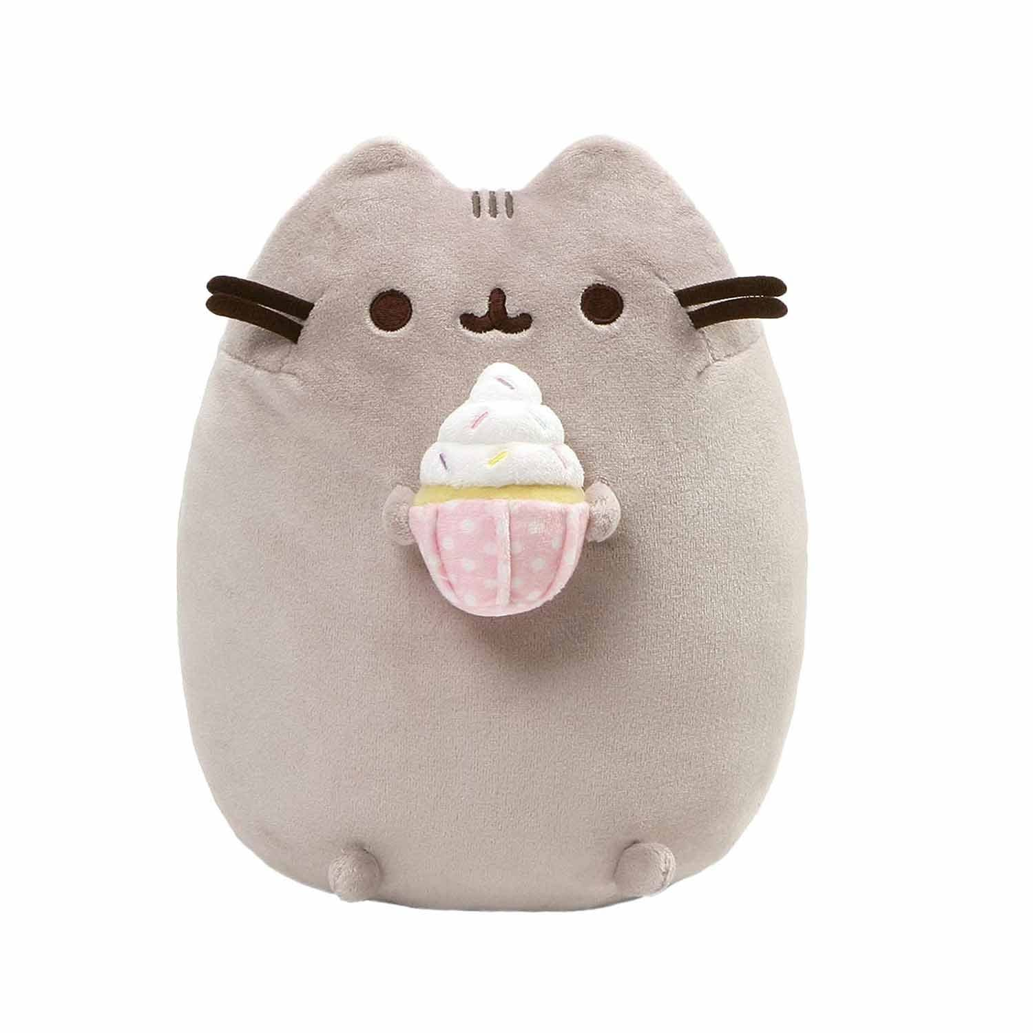 Gund Pusheen Snackable Sprinkled Cupcake Peluş