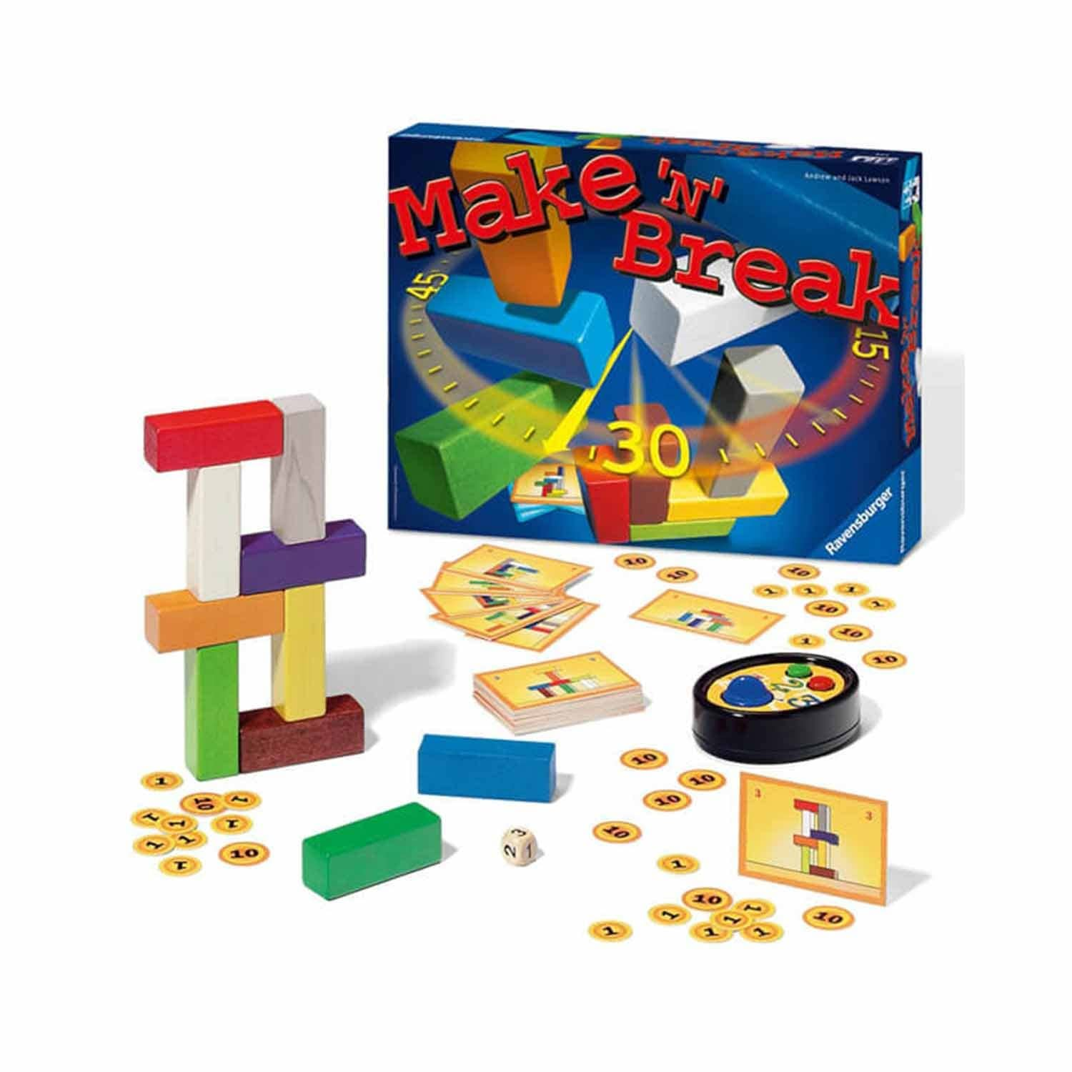 Ravensburger Make and Break