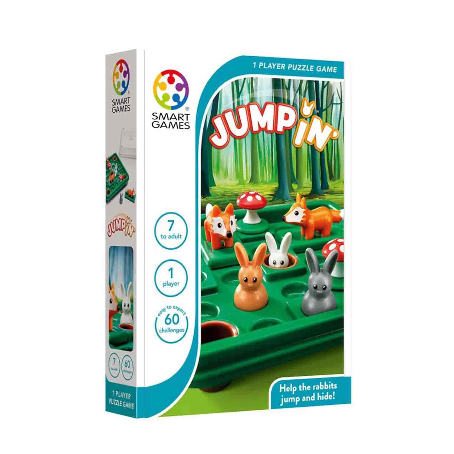 Smart Games Jumpin Zıplayan Tavşanlar
