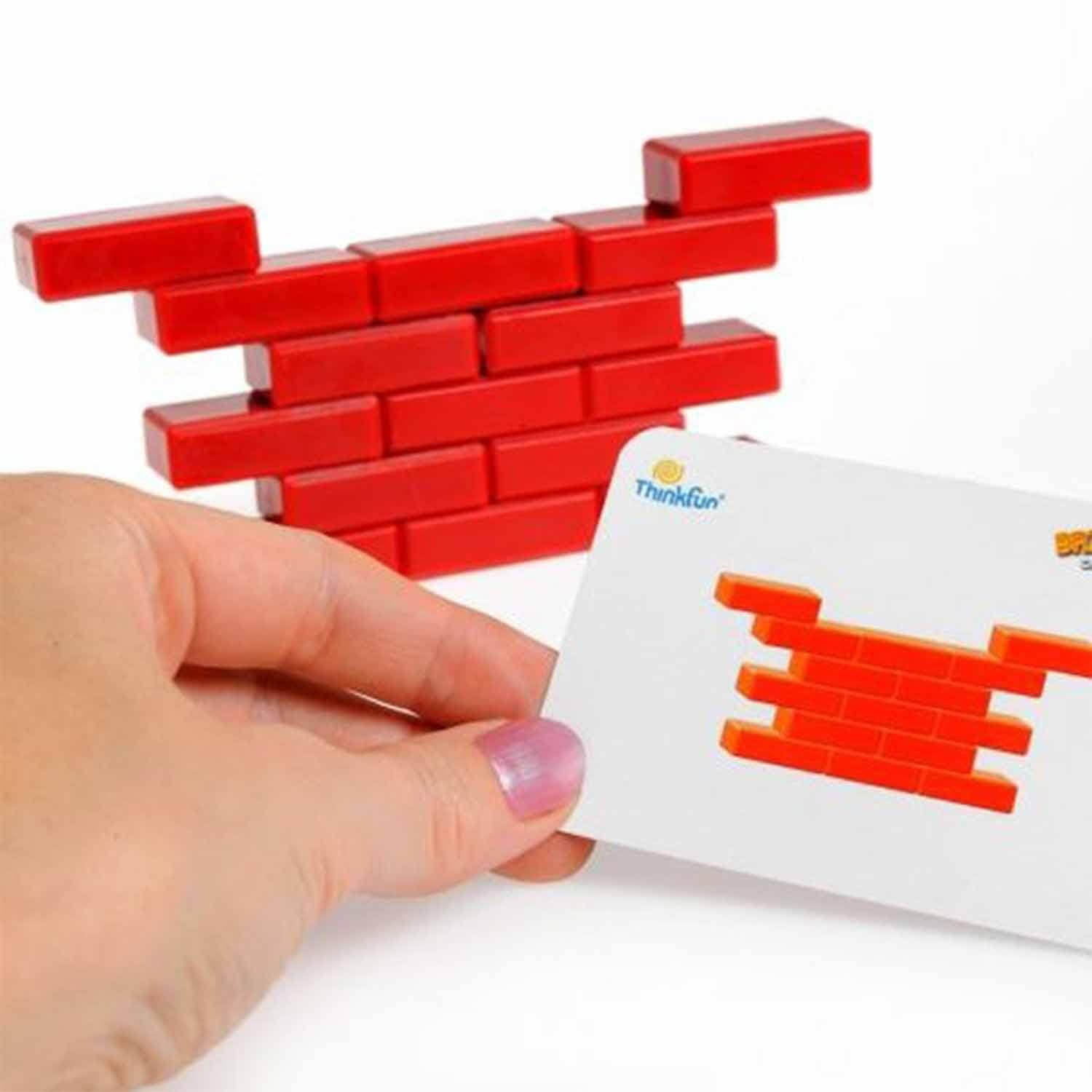 ThinkFun Tuğla Örme Brick by Brick