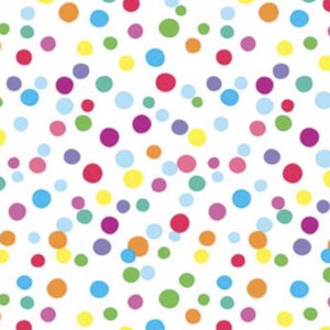 Build A Gift {polkadots Wrapping Paper}