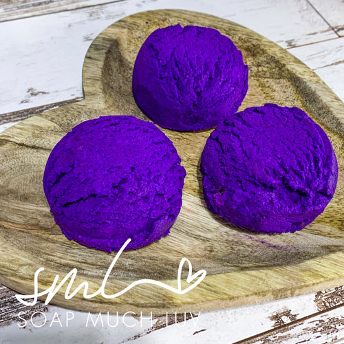 Glorious Grape Bubble Bar