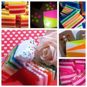 Soapy Bars Bundle 4 FOR 20