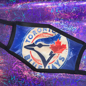 Blue Jays Face Mask