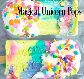 MAGICAL UNICORN POPS