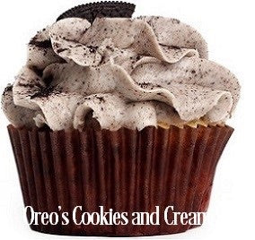 OREOS COOKIES AND CREAM