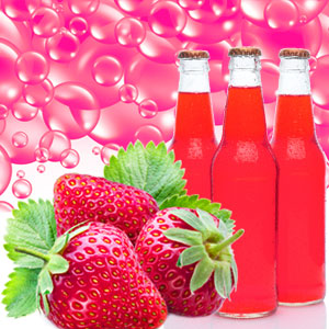 STRAWBERRY SODA POP