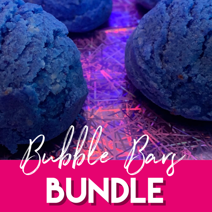 Bubble Bars Bundle 4 FOR 20