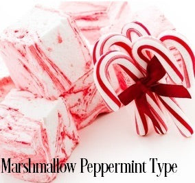 MARSHMALLOW PEPPERMINT