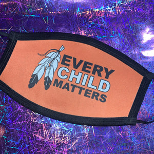 Every Child Matters Face Mask