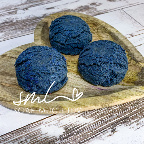 Blueberry Cobbler Bubble Bar