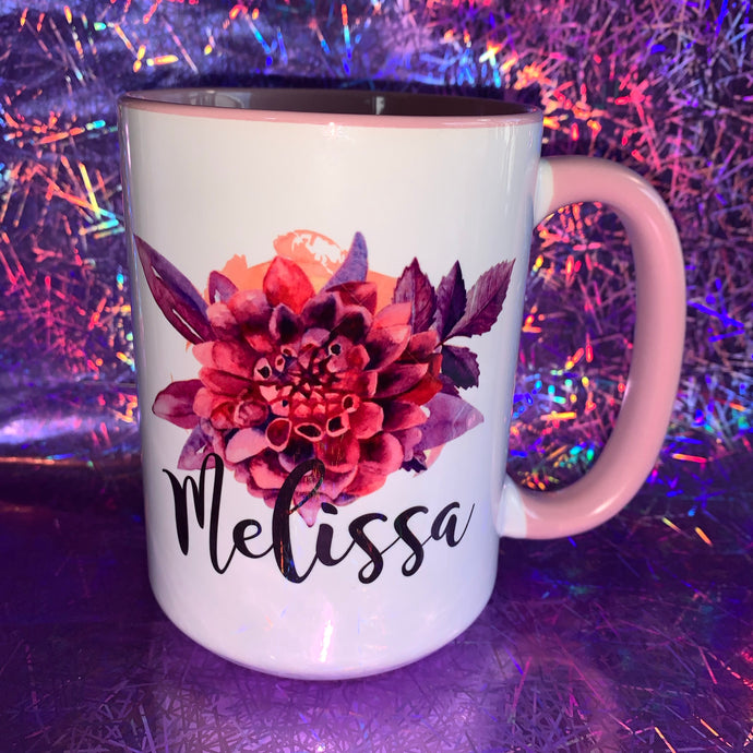 Personalized 15oz Name Mugs