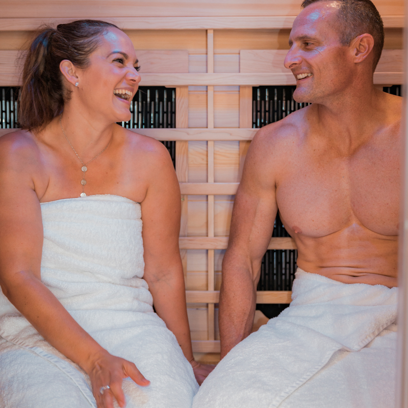 Health Benefits of Sauna's (and there are MANY!)