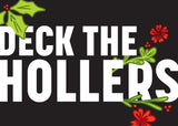 Deck the Hollers Holiday Cards