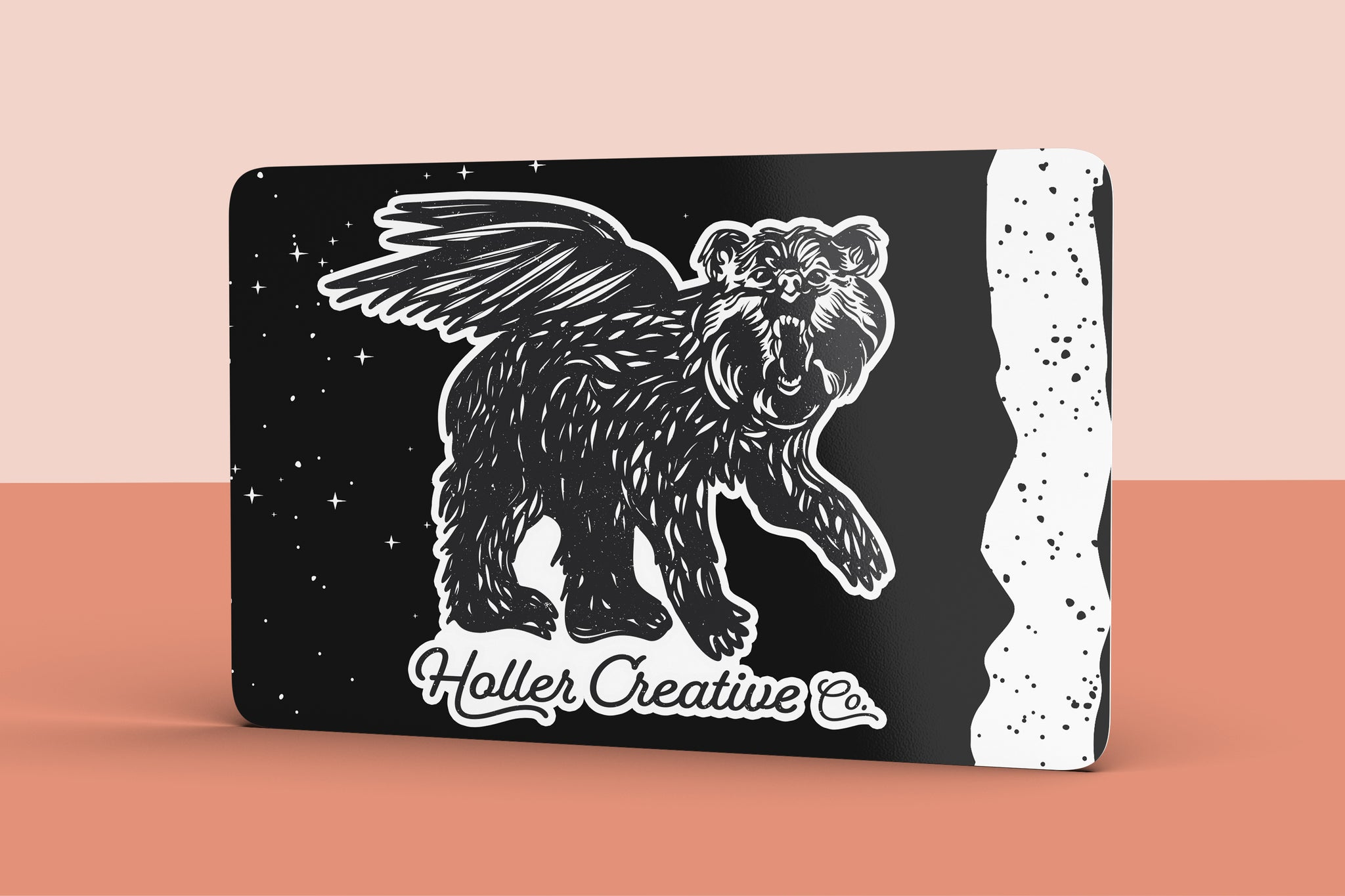Holler Creative Company Gift Card
