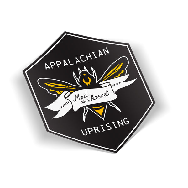 Appalachian Uprising Sticker