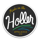 Made in the Holler sticker