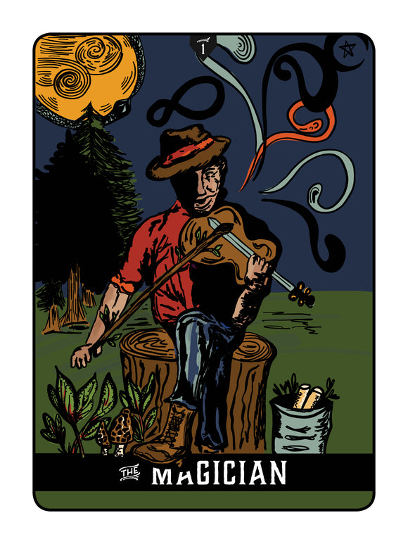 Appalachian Tarot Cards:
