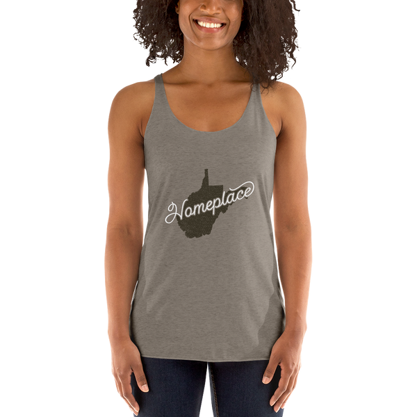 Women's West Virginia 'Homeplace' Tank Top