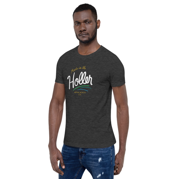 Made in the Holler Short-Sleeve Unisex T-Shirt