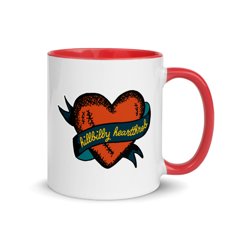 Hillbilly Heartthrob Coffee Mug